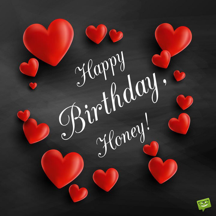 Chúc mừng sinh nhật chồng yêu với tất cả tình yêu em dành cho anh