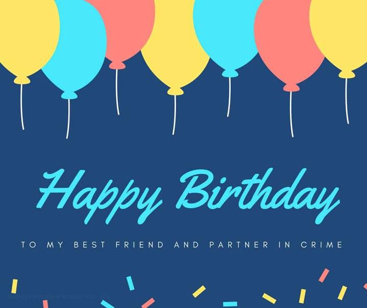 lời chúc sinh nhật bạn thân