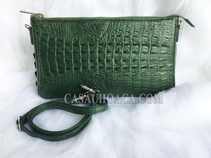 Túi xách nữ da cá sấu 0173
