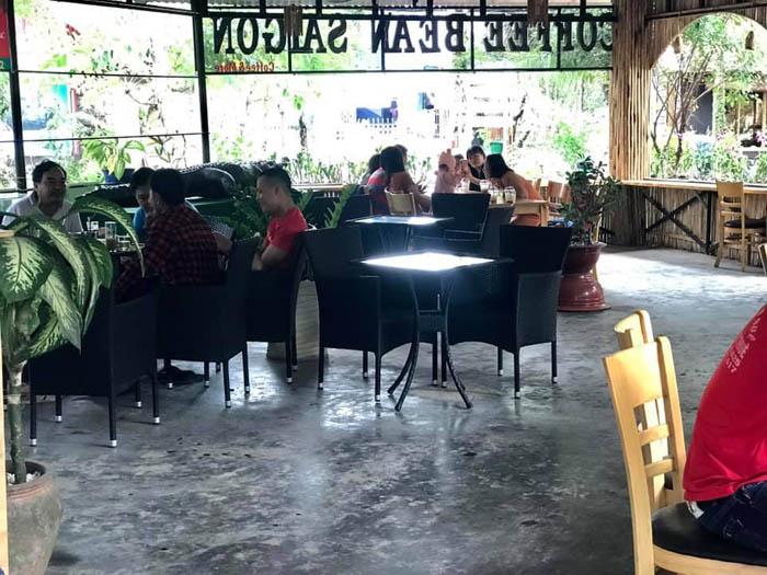 quán cà phê