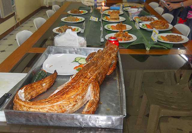 Món ngon dinh dưỡng từ thị cá sấu