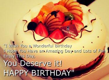 Hình ảnh lời chúc mừng sinh nhật bằng tiếng Anh đẹp