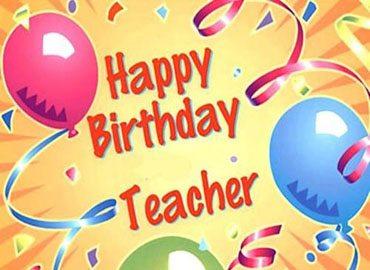 Top 35+ lời chúc sinh nhật thầy cô giáo ý nghĩa, sâu sắc nhất