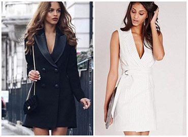 Top đầm vest nữ công sở hot nhất hiện nay