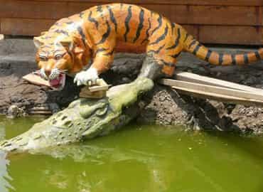 Xây dựng Làng Cá Sấu Sài Gòn thành điểm du lịch