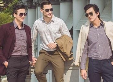 Top 8 món đồ thời trang công sở nam nhất định phải có trong tủ