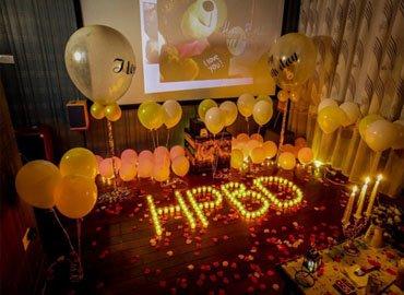 Nên tổ chức sinh nhật ở đâu tốt nhất ?