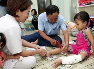 Niềm hi vọng của bệnh nhân xương thủy tinh