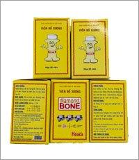 Thực phẩm chức năng viên bổ xương cá sấu DIAMOND BONE