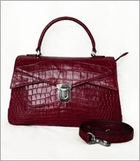 Túi da cá sấu nữ cao cấp - 0226