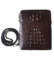 Túi đeo chéo da cá sấu hàng cao cấp - 0217