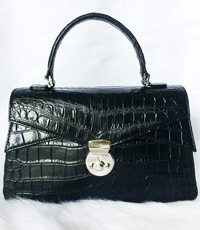 Túi xách da cá sấu nữ cao cấp - 0226