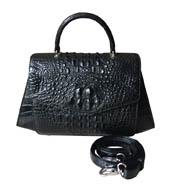 Túi xách nữ da cá sấu cầm tay hàng hiệu cao cấp - A0189